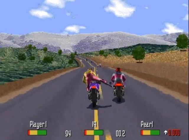 Download Game Road Rash: Game đua xe đánh nhau